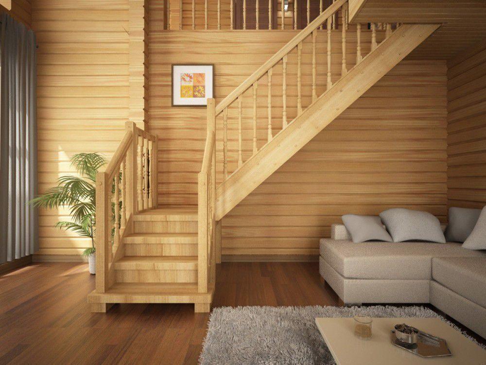Деревянные балясины для лестниц Заготовки для балясин из